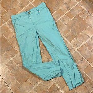 Andy & Evan cotton blend pants size kids girl 9/10